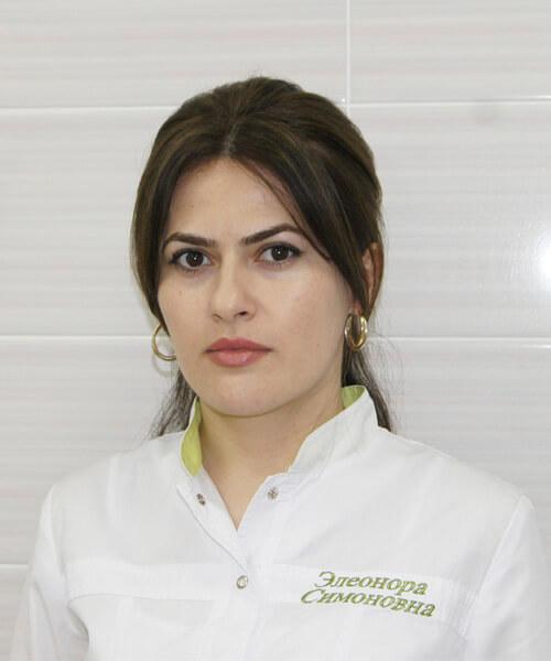 Элеонора Симоновна